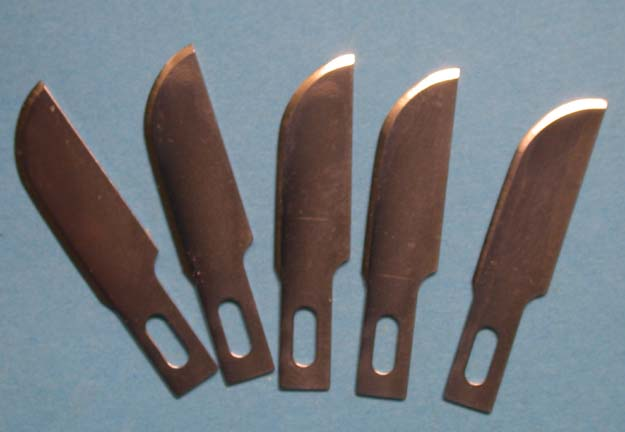 Super Scalpel Blade Ten-Pack